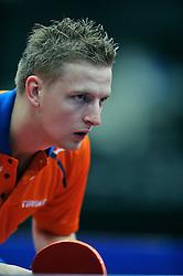 09-05-2011 TAFELTENNIS: WORLD TABLE TENNIS CHAMPIONSHIPS: ROTTERDAM<br /> Casper ter Luun<br /> ©2011-FotoHoogendoorn.nl