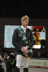 Ehning Markus (GER)<br /> Final Top 10<br /> CSI Brussels 2008<br /> Photo © Hippo Foto