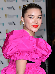 Florence Pugh attending the after show party for the 73rd British Academy Film Awards.