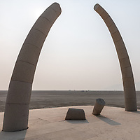 Resolute Arch by: Richard Rhodes, Sculptor from: Seattle, WA year: 2018