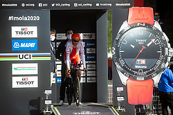 GRADEK Kamil  of Poland competes during Men Time Trial at UCI Road World Championship 2020, on September 24, 2020 in Imola, Italy. Photo by Vid Ponikvar / Sportida