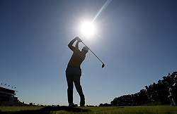 Team Europe's Jon Rahm during preview day four of the Ryder Cup at Le Golf National, Saint-Quentin-en-Yvelines, Paris. PRESS ASSOCIATION Photo. Picture date: Thursday September 27, 2018. See PA story GOLF Ryder. Photo credit should read: David Davies/PA Wire. RESTRICTIONS: Use subject to restrictions. Written editorial use only. No commercial use.