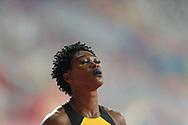 *** during the 2019 IAAF World Athletics Championships at Khalifa International Stadium, Doha, Qatar on 2 October 2019.