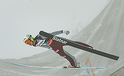 Domen Prevc (SLO) // Domen Prevc of Slovenia flying through the air during Trial Round at Day 1 of FIS Ski World Flying Championship Planica 2020, on December 10, 2020 in Planica, Kranjska Gora, Slovenia. Photo by Vid Ponikvar / Sportida