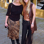 Mandy Huydts en Danielle Mulder, de Frogettes