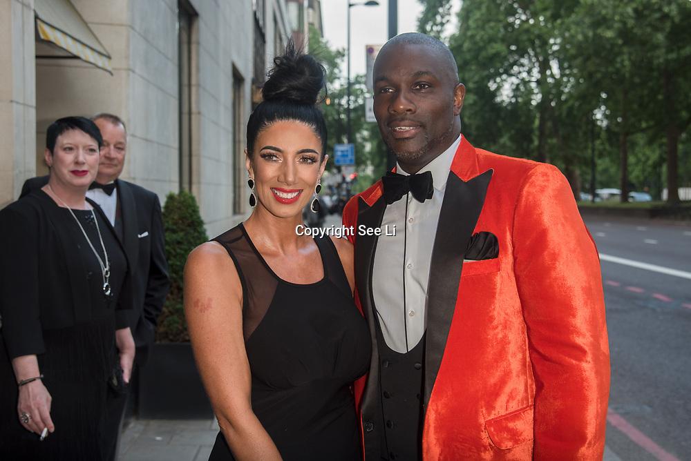 Derek Redmond attends the Rainbows Celebrity Charity Ball at Dorchester Hotel on June 1, 2018 in London, England.
