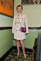 CAMILLA RUTHERFORD at a Bastille Day Cocktail Party at L'Escargot, 48 Greek Street, London on 14th July 2014.