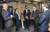 HRH Princess Anne opens Bartlett School of Architecture, 22 Gordon Street. London 16/12/2016