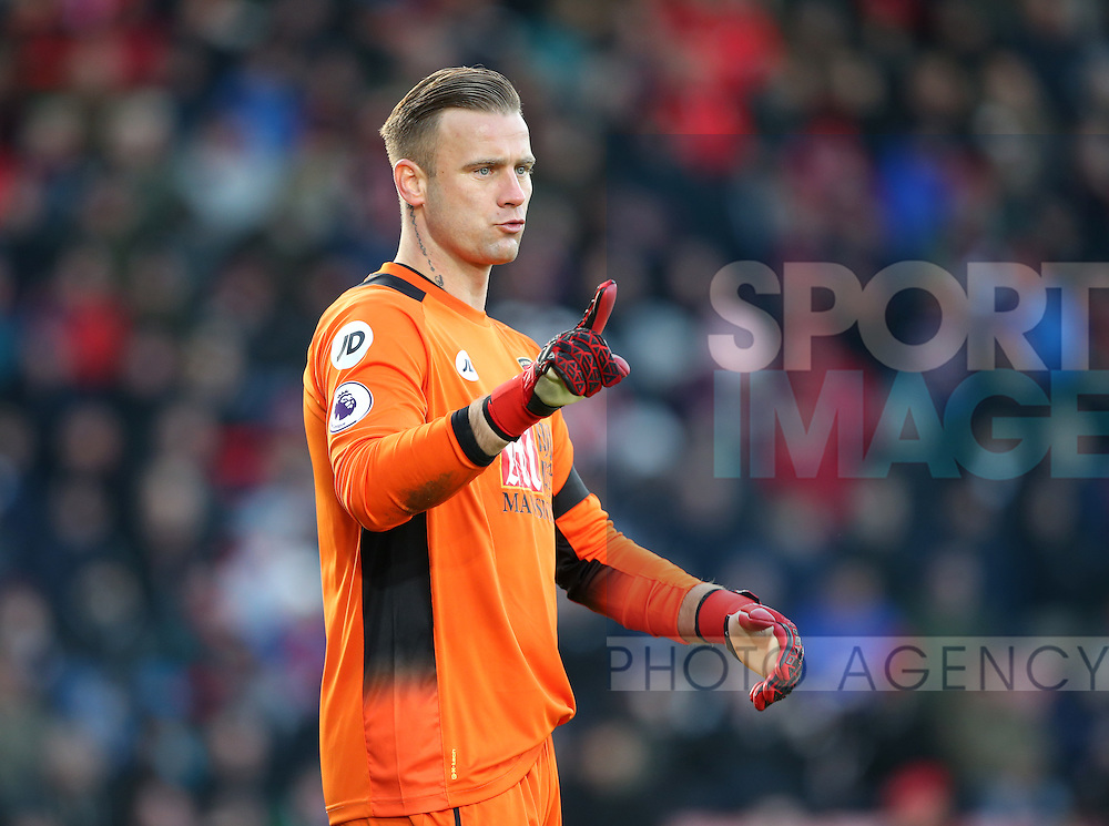 Bournemouth's Artur Boruc in action during the Premier League match at the Vitality Stadium, London. Picture date December 4th, 2016 Pic David Klein/Sportimage