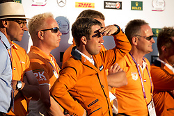 Van der Vleuten Gerco, Ehrens Rob<br /> Individual competition round 3 and Final Team<br /> FEI European Championships - Aachen 2015<br /> © Hippo Foto - Jon Stroud<br /> 21/08/15