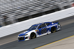 July 20, 2018 - Loudon, New Hampshire, United States of America - Alex Bowman (88) takes to the track to practice for the Foxwoods Resort Casino 301 at New Hampshire Motor Speedway in Loudon, New Hampshire. (Credit Image: © Justin R. Noe Asp Inc/ASP via ZUMA Wire)