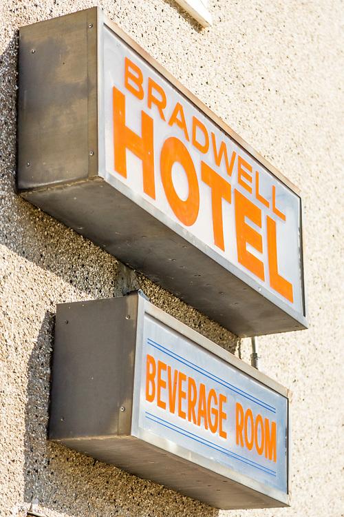 Hank's Tavern, Bradwell Hotel