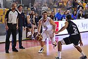 DESCRIZIONE : Roma LNP A2 2015-16 Acea Virtus Roma Assigeco Casalpusterlengo<br /> GIOCATORE : Giuliano Maresca<br /> CATEGORIA : palleggio<br /> SQUADRA : Acea Virtus Roma<br /> EVENTO : Campionato LNP A2 2015-2016<br /> GARA : Acea Virtus Roma Assigeco Casalpusterlengo<br /> DATA : 01/11/2015<br /> SPORT : Pallacanestro <br /> AUTORE : Agenzia Ciamillo-Castoria/G.Masi<br /> Galleria : LNP A2 2015-2016<br /> Fotonotizia : Roma LNP A2 2015-16 Acea Virtus Roma Assigeco Casalpusterlengo