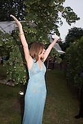 HEATHER KERZNER, 2016 SERPENTINE SUMMER FUNDRAISER PARTY CO-HOSTED BY TOMMY HILFIGER. Serpentine Pavilion, Designed by Bjarke Ingels (BIG), Kensington Gardens. London. 6 July 2016