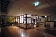 Nederland, Nijmegen, 13-5-2014Verpleegpost op een afdeling tijdens de nachtdienst in een ziekenhuis. Foto: Flip Franssen