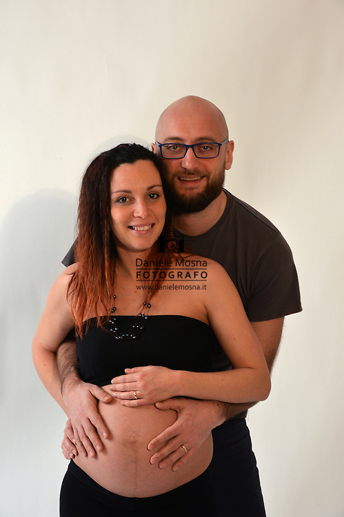 Ritratti in Studio per la Maternità