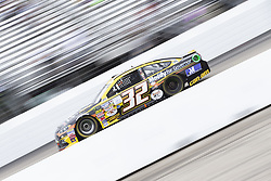 July 22, 2018 - Loudon, New Hampshire, United States of America - Matt DiBenedetto (32) races off turn four during the Foxwoods Resort Casino 301 at New Hampshire Motor Speedway in Loudon, New Hampshire. (Credit Image: © Stephen A. Arce/ASP via ZUMA Wire)