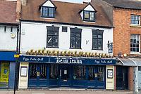 Bella Italia Stratford Upon Avon photo by mark anton smith