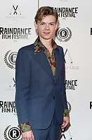 """Thomas Sangster at the UK Premiere of """"Stardust"""", the Opening Film of the Raindance Film Festival,The May Fair Hotel ,London photo by Roger Alarcon"""