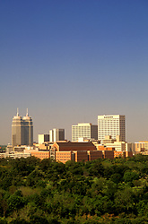 Stock photo of the Texas Medical Center
