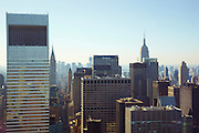 View south from 151 East 58th Street, 53rd floor