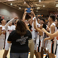 Gallup Bengals named 1-4A district champions after beating Kirtland Central Broncos at Gallup High School Friday night in Gallup.