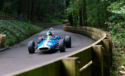 Boness Revival hillclimb motorsport event in Boness, Scotland, UK. The 2019 Bo'ness Revival Classic and Hillclimb, Scotland's first purpose-built motorsport venue, it marked 60 years since double Formula 1 World Champion Jim Clark competed here.  It took place Saturday 31 August and Sunday 1 September 2019. 60 Sarah Thorne Lotus 20/22