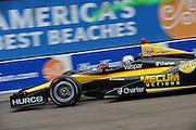 March 20-23, 2013 - St. Petersburg Grand Prix. Servia, Oriol, Panther Dreyer & Reinbold Racing