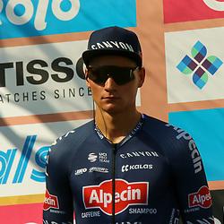08-08-2020: Wielrennen: Milaan-San Remo: San Remo<br />Mathieu van der Poel