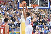 DESCRIZIONE : Berlino Berlin Eurobasket 2015 Group B Turkey Italy <br /> GIOCATORE : Danilo Gallinari<br /> CATEGORIA : Controcampo rimbalzo<br /> SQUADRA : Turkey<br /> EVENTO : Eurobasket 2015 Group B <br /> GARA : Turkey Italy<br /> DATA : 05/09/2015 <br /> SPORT : Pallacanestro <br /> AUTORE : Agenzia Ciamillo-Castoria/Mancini Ivan<br /> Galleria : Eurobasket 2015 <br /> Fotonotizia : Berlino Berlin Eurobasket 2015 Group B Turkey Italy