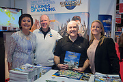 NO FEE PICTURES<br /> 25/1/19 Universal Orlando pictured at the Holiday World Show 2019 at the RDS Simmonscourt in Dublin. Picture; Arthur Carron