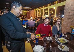Restaurante Coco Bambu, localizado no Shopping Iguatemi. Foto: Marcos Nagelstein/ Agência Preview