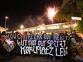 2021/10/15 Demo Räumung Køpiplatz