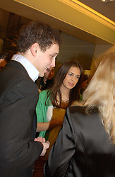 LORD FREDERICK WINDSOR at a party to celebrate the 2nd anniversary of Quintessentially magazine held at Asprey, Bond Street, London on 24th February 2005.<br />