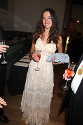 VERONICA SMIRNOFF at the Royal Academy of Art's Summer Ball held at Burlington House, Piccadilly, London on 16th June 2008.<br /><br />NON EXCLUSIVE - WORLD RIGHTS