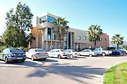 Israel, Haifa Bay Area, Sewerage treatment facility The ofice building