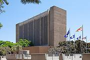 Santa Ana City Hall Building