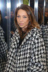 Laura Smet attend the Chanel Couture Spring Summer 2017 show as part of Paris Fashion Week on January 24, 2017 in Paris, France. Photo by Jerome Domine/ABACAPRESS.COM