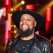 NLD/Hilversum/20170120 - 2de liveshow The Voice of Holland 2017, Jerry Rellum