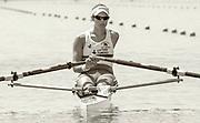 2005, World Rowing Championships, Nagaragawa International Regatta Course, Gifu, JAPAN: Monday  29.08.2005. GBR W1X Annie Vernon.  © Peter Spurrier/Intersport Images - email images@intersport-images.com