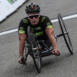 18-06-2017: Wielrennen: NK Paracycling: Montferlands-Heerenberg (NED) wielrennen  <br />Jenette Jansen (Westerhaar