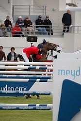 Melchior Judy Ann (BEL) - Aktion Pur Z<br /> Meydan FEI Nations Cup<br /> CSIO La Baule 2009<br /> Photo © Dirk Caremans