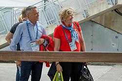 Pfister Genevieve, Andy Kistler, (SUI)<br /> Grand Prix Kür - Deutsche Bank Preis<br /> CHIO Aachen 2016<br /> © Hippo Foto - Dirk Caremans<br /> 17/07/16