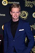 Uitreiking Gouden Televizier-Ring Gala 2018.<br /> <br /> OP de foto: Jim van der Zee