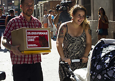 Madrid: Family fights to name their child Lobo (Wolf), 4 August 2016