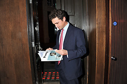 THOMAS VAN STRAUBENZEE at a party to celebrate the launch of Pomp magazine - a magazine representing London Luxury without the Ceremony focusing on the luxury, fashion and culture of the Capital, hosted by Tom Parker Bowles and the Directors of Pomp Magazine held at The Cuckoo Club, Swallow Street, London on 17th November 2011.