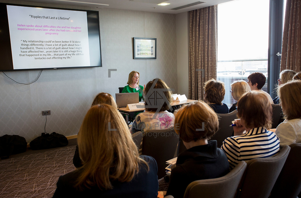23.05.2018.       <br /> Today, the Institute of Community Health Nursing (ICHN) hosted its2018 community nurseawards in association withHome Instead Senior Care,at its annual nursing conference, in the Strand Hotel Limerick, rewarding public health nurses for their dedication to community care across the country. <br /> <br /> . Picture: Alan Place