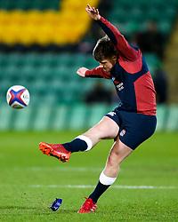 Will Haydon-Wood of England U20 - Rogan/JMP - 21/02/2020 - Franklin's Gardens - Northampton, England - England U20 v Ireland U20 - Under 20 Six Nations.