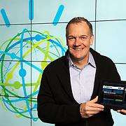 Michael D. Rhodin Senior Vice President, IBM Software Solutions Group (JON SIMON/FEATURE PHOTO SERVICE FOR IBM)