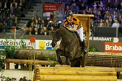 Wilken Jordy, (NED), Chapeau Spirit<br /> Indoor Brabant - 's Hertogenbosch 2016<br /> © Hippo Foto - Dirk Caremans<br /> 10/03/16